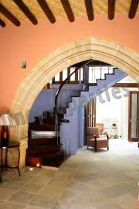 Beautiful restored house in walled Nicosia