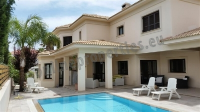 Luxurious 5bed House in Engomi