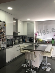 Modern three bedroom flat in Strovolos for sale
