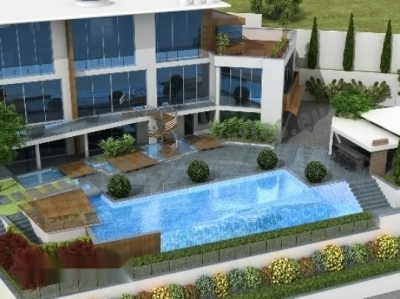 Spacious-luxury villa in highly desirable area.