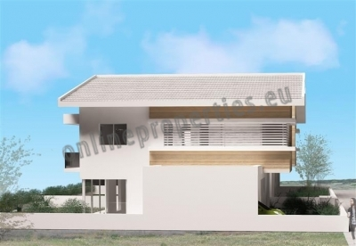 Modern Featured 4bed under construction at Latsia