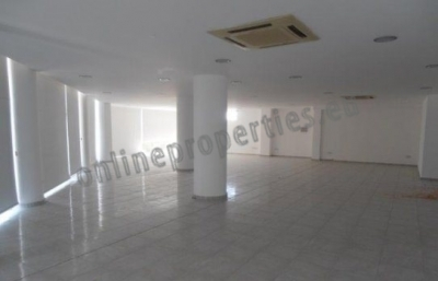 Single floor offices for rent in Engomi