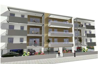New 2 Bedroom Apartments in Aglantzia