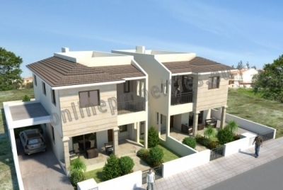 Modern Four bedroom houses at Tseri area