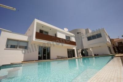 Luxurious 4bed House at Latsia/Ilioupoli