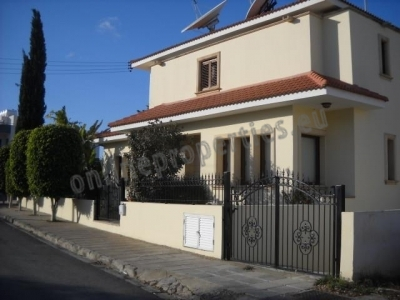 Nicely furnished Detached House in Makedonitissa