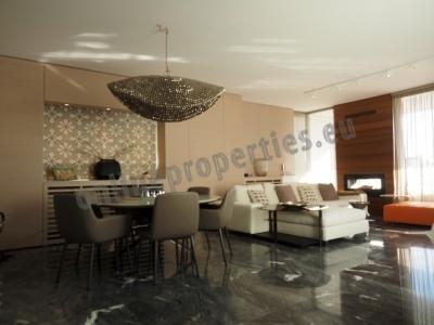 Top Floor Furnished Duplex in Engomi
