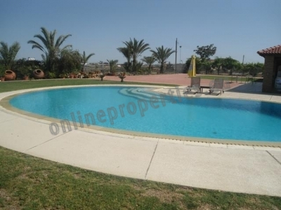 Furnished 4bed House with pool at Latsia on a hill