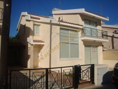 Nice house for rent in Engomi (3beds)