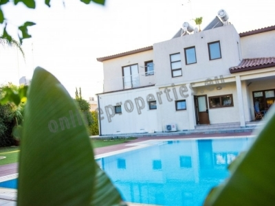 Stunning Ayios Andreas' House