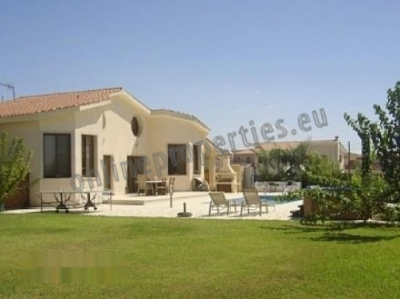 Luxurious and spacious house villa in Moni.