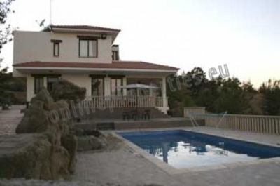 Three Bedroom Luxury House in Agios Epifanios