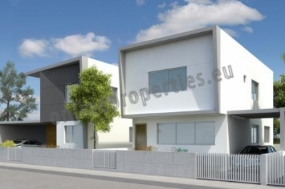 Three Bedroom House in Strovolos For Sale