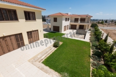 Brand New Detached House in Strovolos