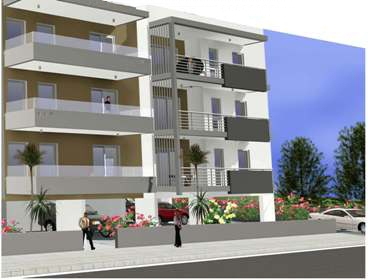 NEW 1 Bedroom Apartment in Aglantzia