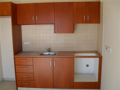 New 1 Bedroom Apartment in Agios Dometios