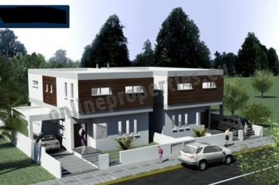 Modern Semi Detached Houses for sale at Engomi