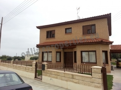Beautiful Detached House For Sale in Psimolofou