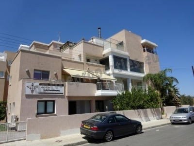 Two bedroom resale apartment in Strovolos area