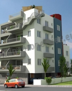 Brand New 2bed at Palouriotissa