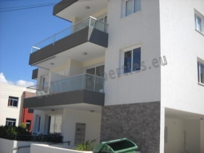 Modern two bedroom at Aglantzia