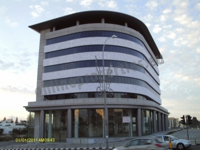 One of the best office buildings in Nicosia