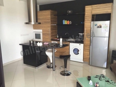 Cosy & furnished 1-bed at Makedonitissa