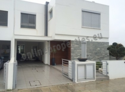 4 bedroom modern house for rent at Latsia