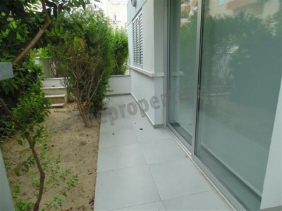 Two Bedroom Ground Floor Apartment In Lykavitos