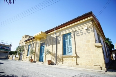 Listed House of 3bedrooms at Kaimakli