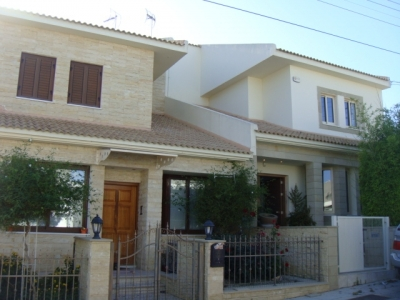 Modern 4-Bed House in Aglantzia with Attic